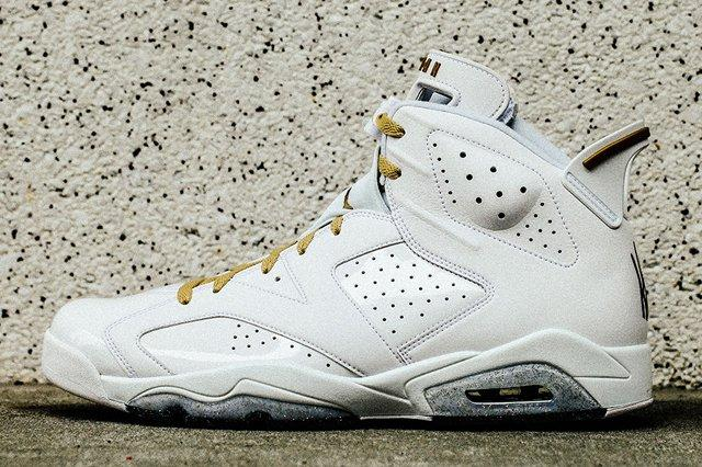 Kawhi Leonard Air Jordan 6 Ring Night Pe 2