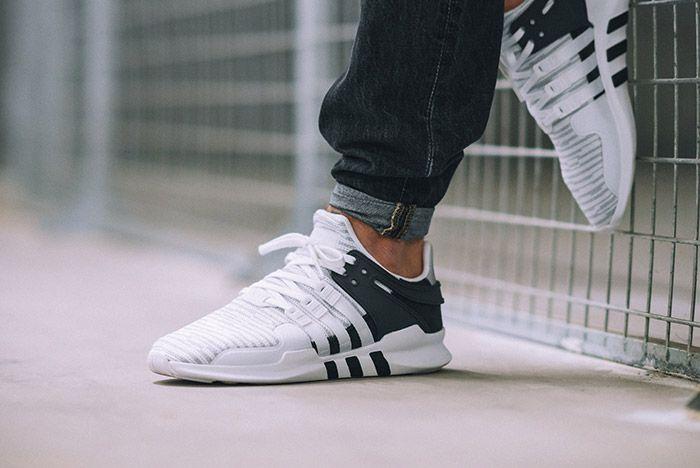 Adidas Eqt Support Adv 91 16 White Black 1