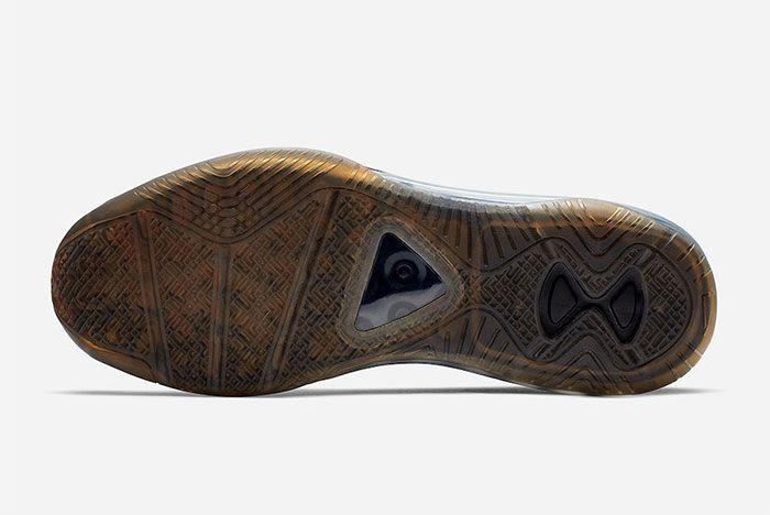 John Elliott Nike Le Bron Icon Black Sole