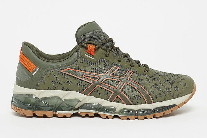 Asics Gel Quantum 360 5 Trail Flight Jacket Lateral