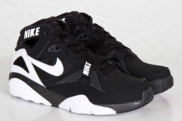 Nike Air Trainer Max 91 Black N White 2
