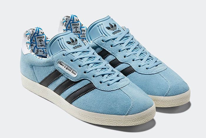 Have A Good Time Adidas Gazelle 2