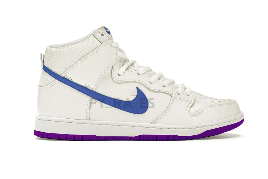 Notre x Nike Dunk High Right