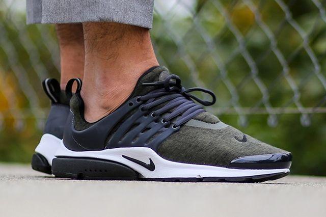 Nike Air Presto Khaki 2