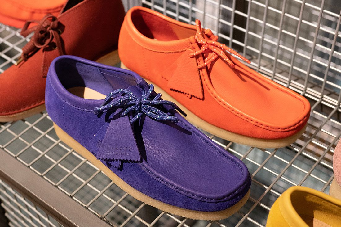 Clarks Originals Paris Fashion Week Neighborhood Desert Trek Wallabee2