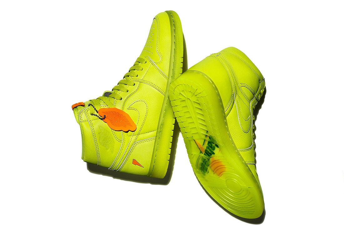 Air Jordan 1 Gatorade Pack 3