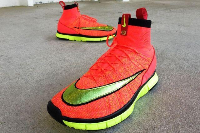 Nike Mercurial Superfly Free 2