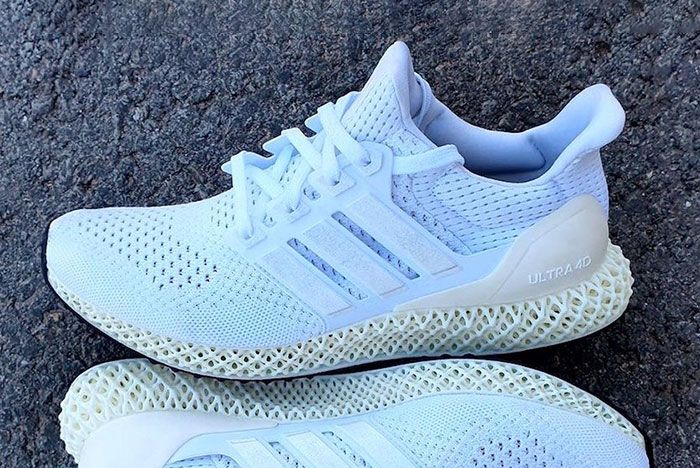 Adidas Ultra 4 D White Release Dateleaked Shots
