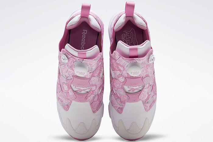 Reebok Instapump Fury Pink Eh0971 Top