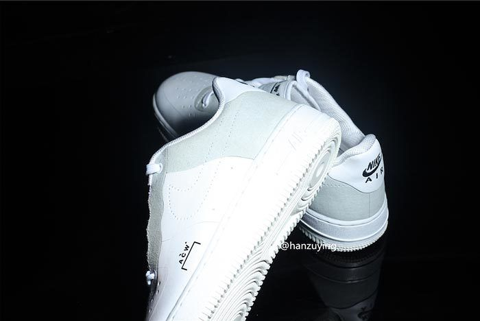 A Cold Wall Af1 White2