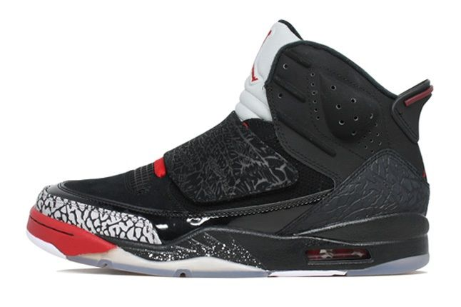 Jordan Son Of Mars Profile Side 1