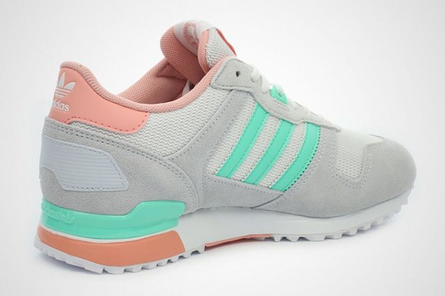 Adidas Originals Zx 700 Salmon Mint 2