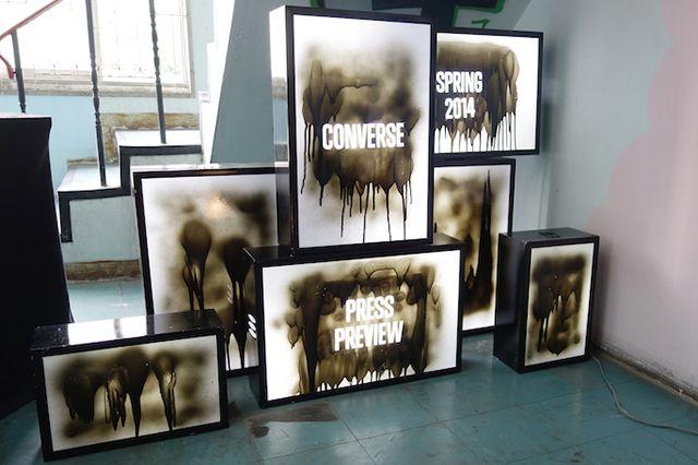 Converse Unveil Their Spring 14 Collection In Bangkok 10