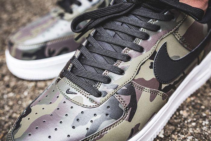 Nike Af1 Camo 9 Sneaker Freaker
