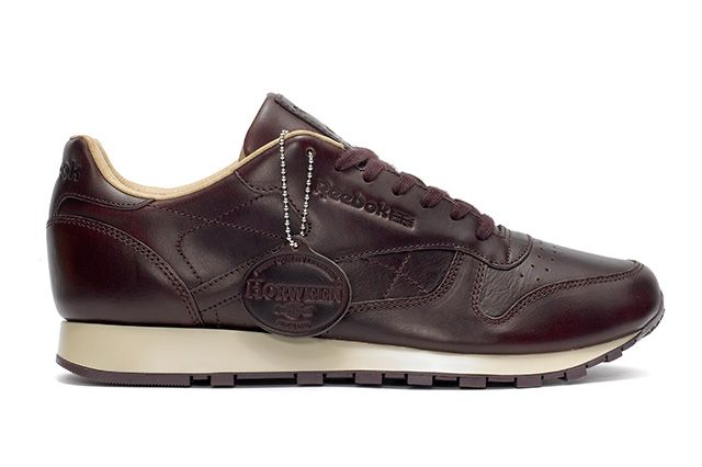 Reebok Horween Classic Leather Lux Collection 3
