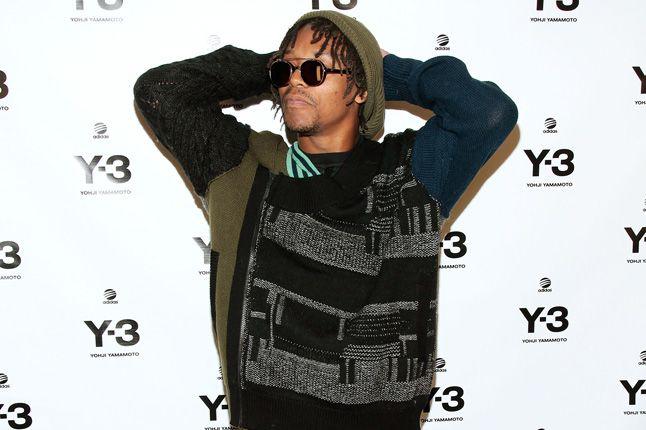 Lupe Fiasco Yohji Yamamoto Adidas Y 3 Spring Summer 2013 1