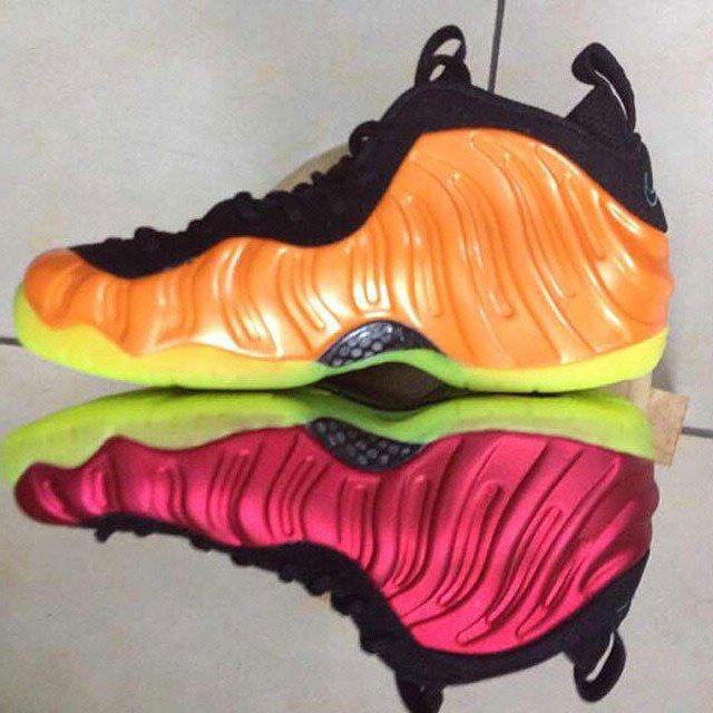 Nike Air Foamposite 1 Fruit Salad 2