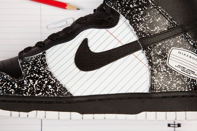 Nike Dunk Hi Gs Qs Back To School Bump 2