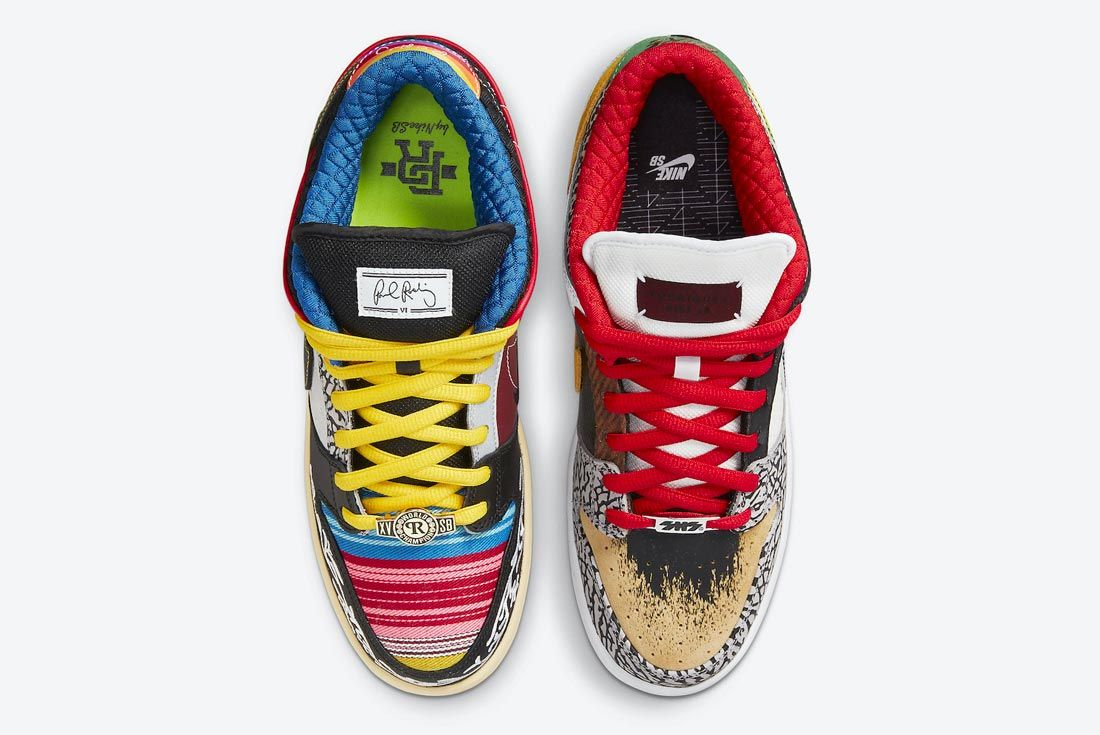 Nike SB Dunk Low 'What The P-Rod'