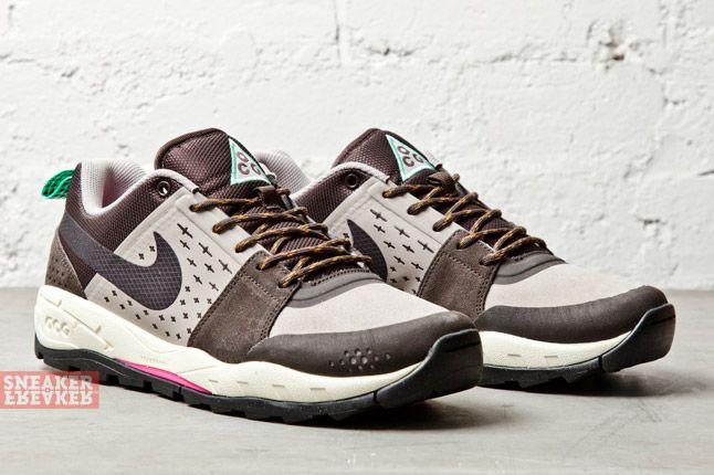 Nike Air Alder Low Classic Brown Cobblestone 2