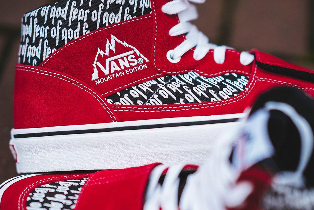 Vans Fear Of God 2