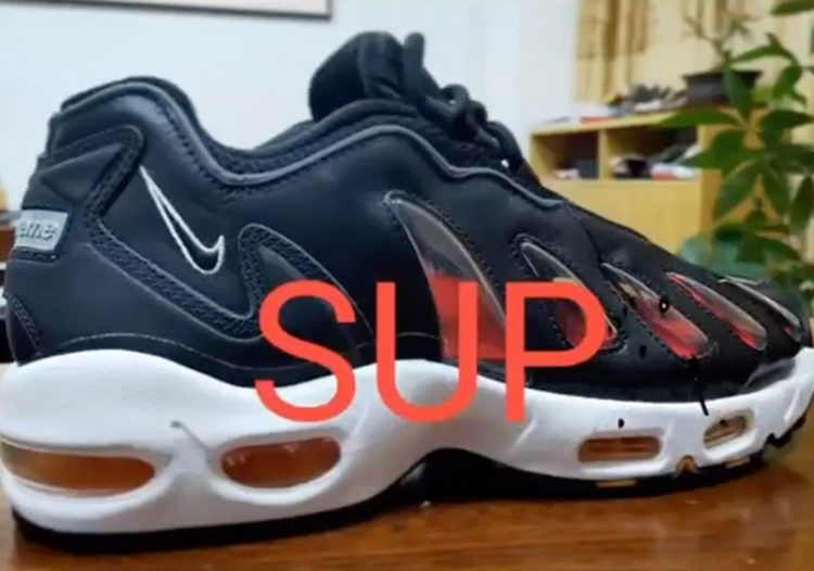 supreme air max 96 leak