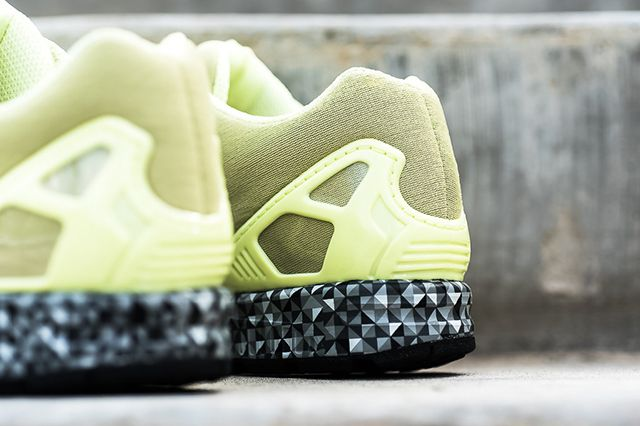 Adidas Zx Flux Frost Yellow5