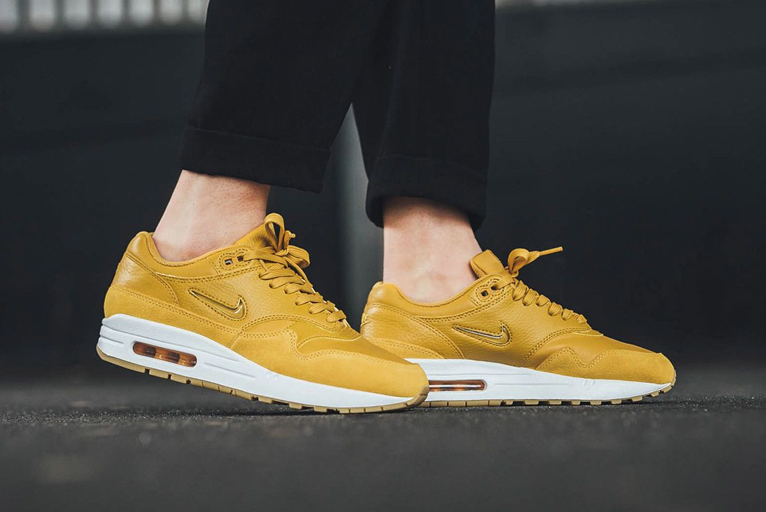 Nike Air Max 1 Jewel Mustard Yellow 2