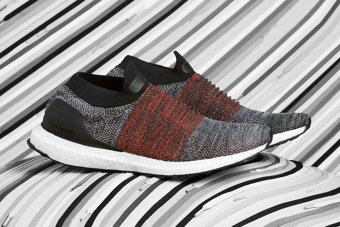 Running Track To Runway A Look At The Laceless Ultra Boost7