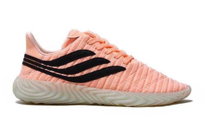 Adidas Sobakov Clear Orange 1