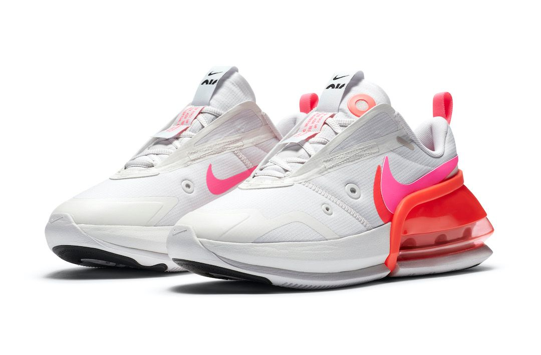 Nike Air Max Up White Angled