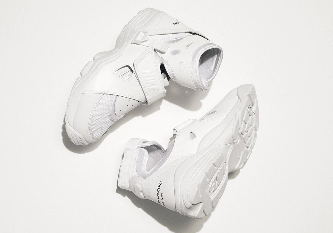 Comme des Garcons x Nike Air Carnivore