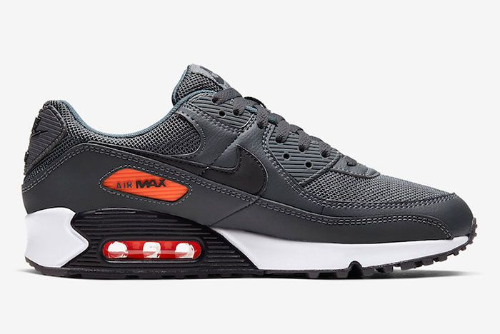 Nike Air Max 90 Cw7481 001 Release Date 2 Official