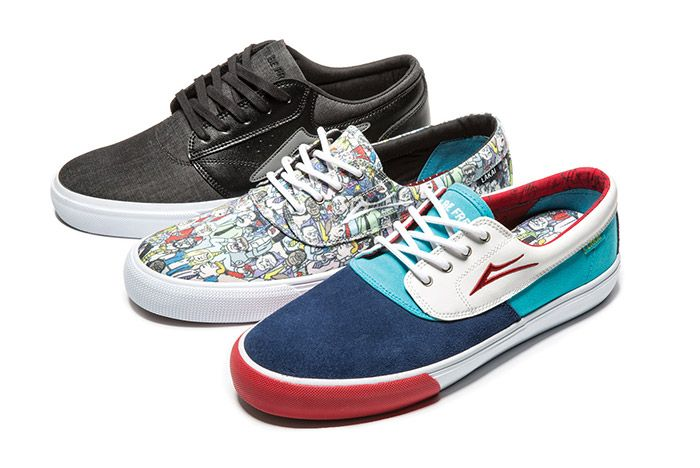 Workaholics Lakai Footwear Collection 10