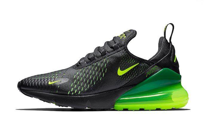 Nike Air Max 270 Black Volt 2