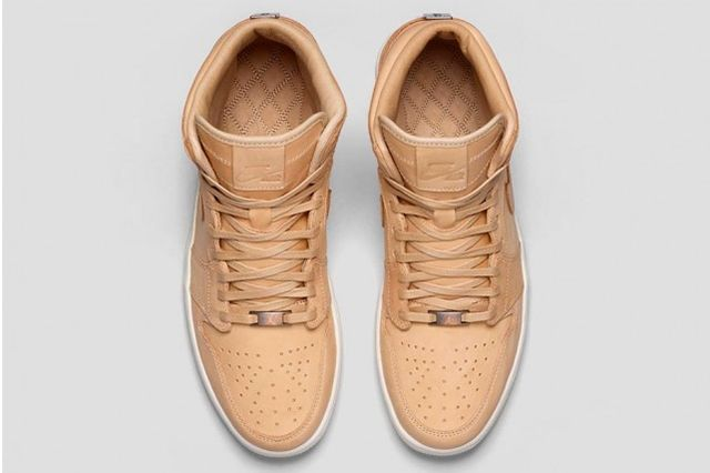 Air Jordan 1 Pinnacle Vanchetta Tan 6