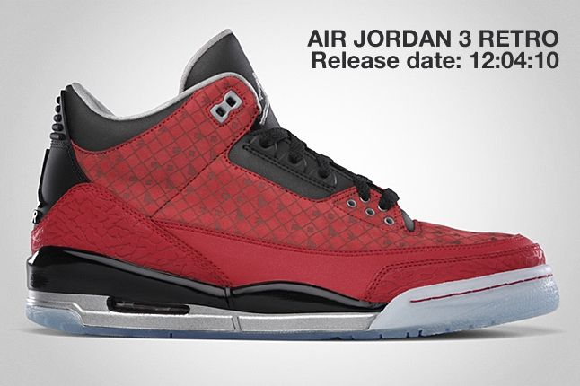 Air Jordan 3 Retro Doernbecher 1