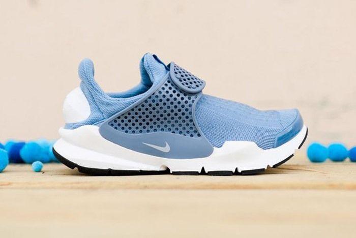 Nike Sock Dart Wmns Work Blue Wht 7