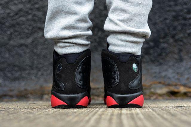 Air Jordan 13 Leather Bred 6