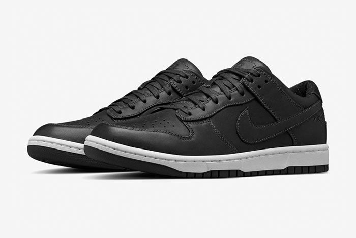 Nikelab Dunk Low Luxe Feature