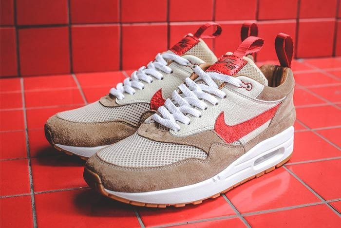 Chase Shiel Air Max 1 Mars Yard Custom 10