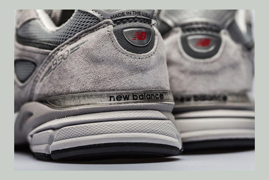 New Balance 990 V4 Detail 2