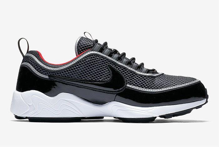 Nike Zoom Spiridon Black Patent 3
