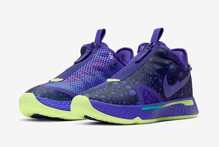 Nike Pg 4 Gatorade Purple Release Date 4Official