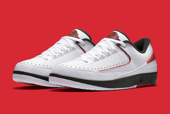 Air Jordan 2 Low Og Chicago