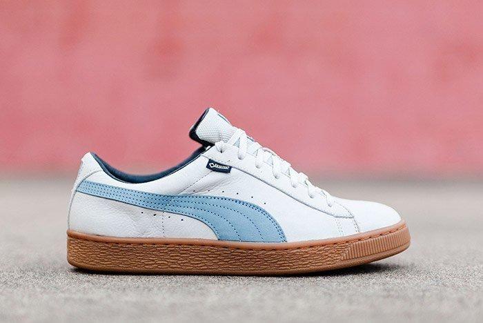 Puma Basket Gpx Gore Tex White Blue Gum 2