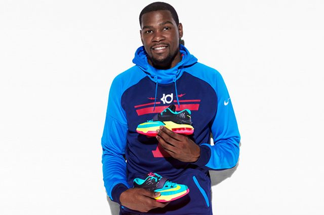 Nike Unveil Kd7 Kids Carnival Collection 5