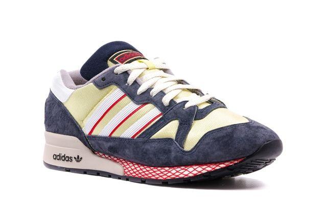 Adidas Zx 710 Navy Yellow 3