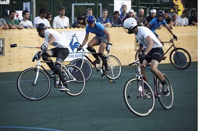 Le Coq Sportif Bike Polo 4 1