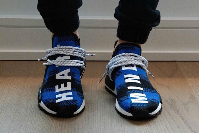 Billionaire Boys Club Adidas Nmd Hu Heart Mind Blue Black Release Date 6